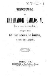 Historia del emperador Carlos V, rey de España: Volumen 7