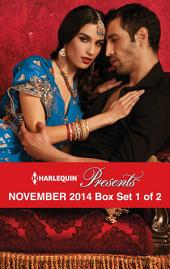 Harlequin Presents November 2014 - Box Set 1 of 2: To Defy a Sheikh\Protecting the Desert Princess\The Valquez Seduction\The Russian's Acquisition