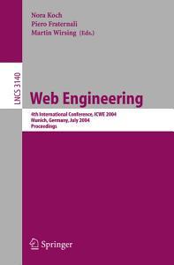 Web Engineering Book