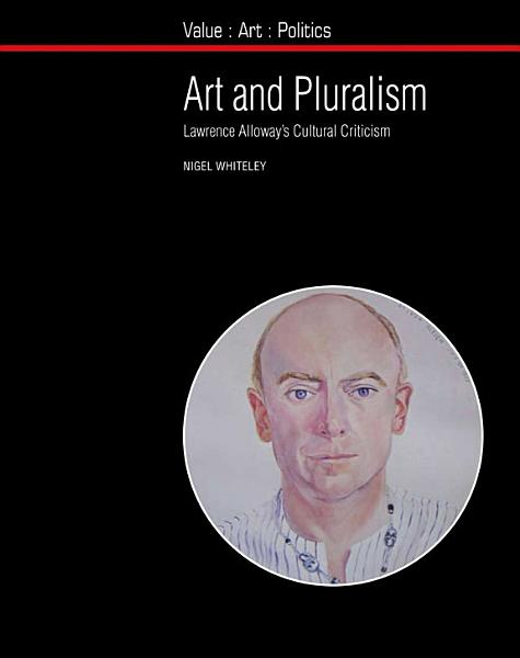 Art and Pluralism Pdf Book