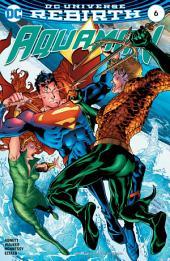 Aquaman (2016-) #6