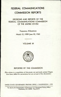 Federal Communications Commission Reports PDF