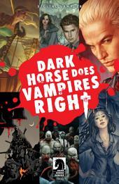 Dark Horse Does Vampires Right Sampler