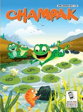 Champak English: April Second 2017