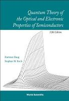 Quantum Theory of the Optical and Electronic Properties of Semiconductors PDF