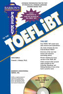 Pass Key to the TOEFL IBT with Audio CDs PDF