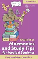 Mnemonics and Study Tips for Medical Students  Third Edition PDF