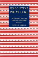 Executive Privilege PDF