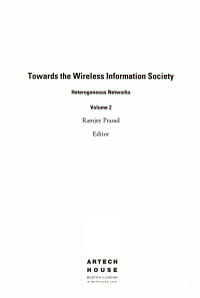 Towards the Wireless Information Society  Heterogeneous networks PDF