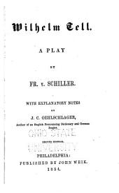 Wilhelm Tell: a play