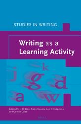 Writing As A Learning Activity Book PDF