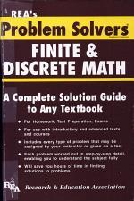 Finite and Discrete Math Problem Solver