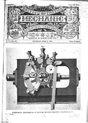 The British Foreign Mechanic And Scientific Instructor