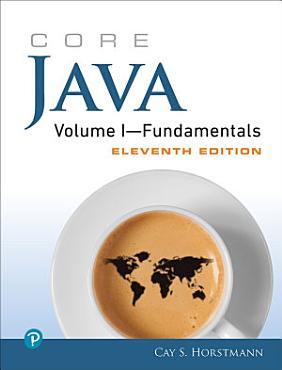 Core Java Volume I  Fundamentals PDF