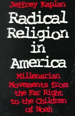 Radical Religion in America PDF