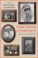 Family Histories of World War II PDF