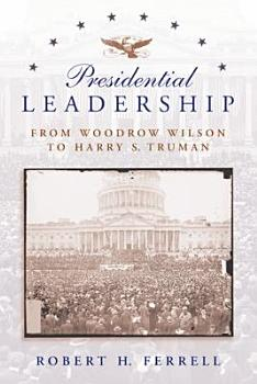 Presidential Leadership PDF