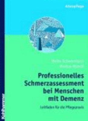 Professionelles Schmerzassessment bei Menschen mit Demenz PDF