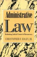 Administrative Law PDF