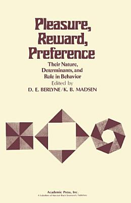 Pleasure  Reward  Preference