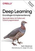 Deep Learning     Grundlagen und Implementierung PDF