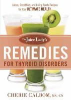The Juice Lady s Remedies for Thyroid Disorders PDF