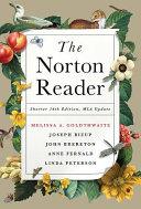 The Norton Reader with 2016 MLA Update Book