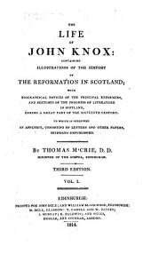 M'Crie's Works: The life of John Knox