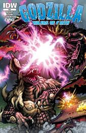 Godzilla: Rulers of Earth #23