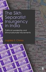 The Sikh Separatist Insurgency in India