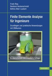 Finite Elemente Analyse f  r Ingenieure PDF