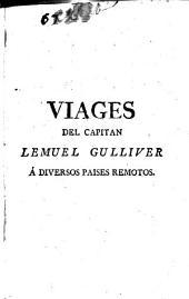 Viages del capitan Lemuel Gulliver a diversos paises remotos: Volumen 2