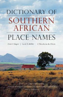 Dictionary of Southern African Place Names PDF