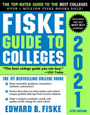 Fiske Guide to Colleges 2021 Book