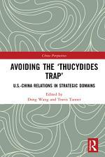 Avoiding the 'Thucydides Trap'