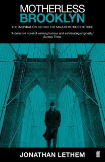 Motherless Brooklyn Book