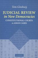 Judicial Review in New Democracies PDF