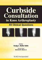 Curbside Consultation in Knee Arthroplasty PDF