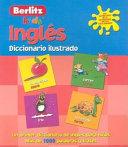 Ingles Diccionario Ilustrado