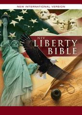 NIV, Liberty Bible, Imitation Leather, Blue: Rediscover the Faith of Our Nation's Founders and How Their Beliefs Shaped America