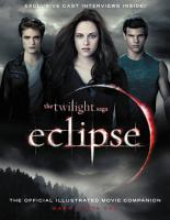 The Twilight Saga Eclipse  The Official Illustrated Movie Companion PDF
