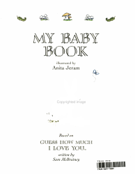 My Baby Book Book PDF