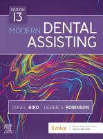 Modern Dental Assisting   E Book PDF