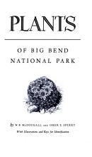 Plants of Big Bend National Park PDF