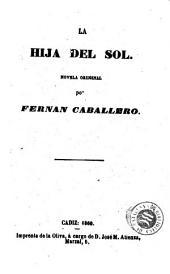 La Hija del sol: novela original