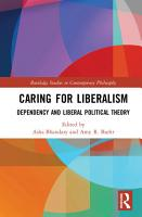 Caring for Liberalism PDF