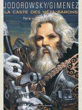 La Caste des Méta-Barons T5 : Tête d'Acier l'Aïeul