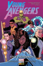 Young Avengers (Marvel Super-Sized Collection): Stile > Sostanza