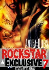 Rockstar Exclusive (Rockstar Erotic Romance #7): The Rockstar and the Virgin