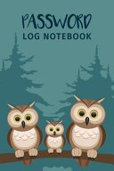 Password Log Notebook